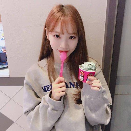 아이즈원 권은비, 김채원