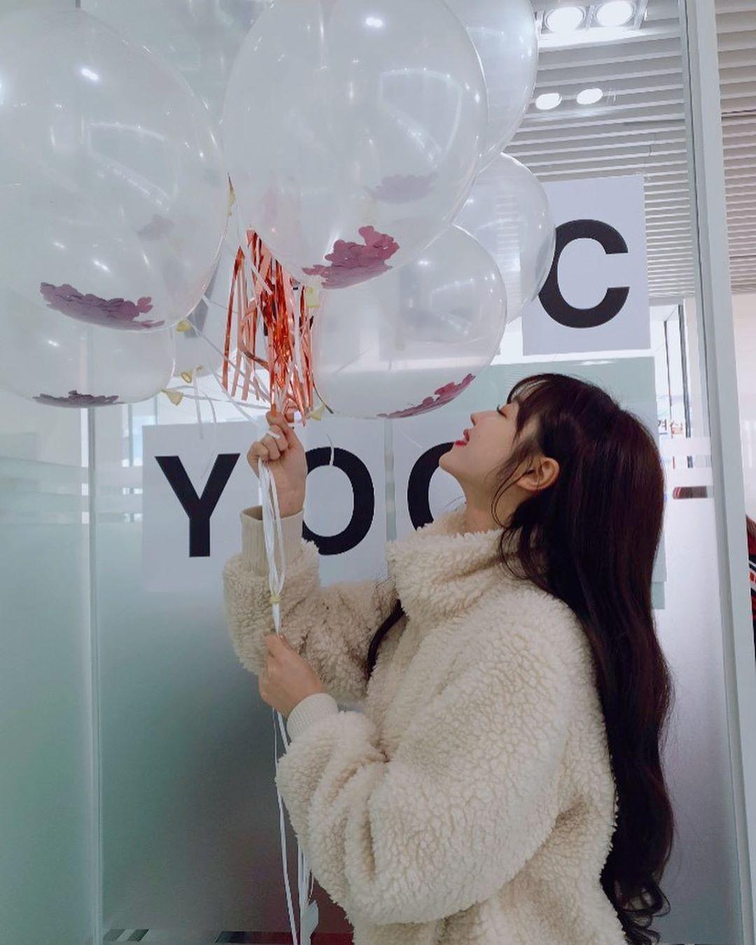 오마이걸 유아 - 샤샤의 《리얼일상 브이로그》1부 (데이터↑)