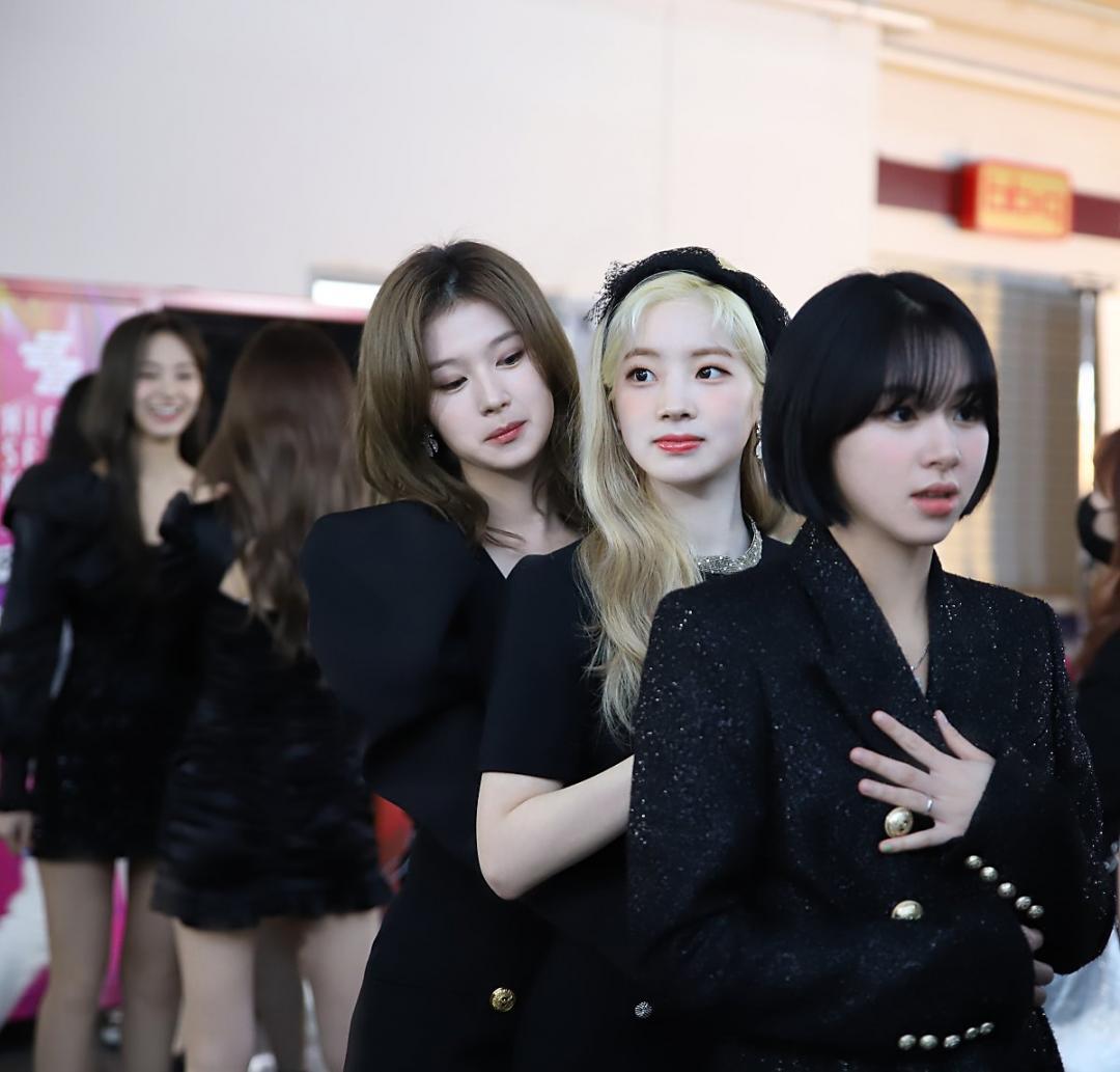 TWICE 제29회 하이원 서울가요대상 현장!